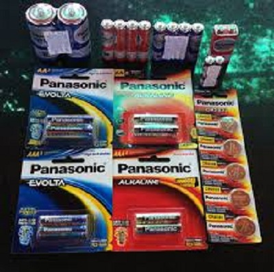 pin panasonic